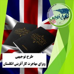 طرح توجیهی ویزای مهاجرت کارآفرینی انگلستان